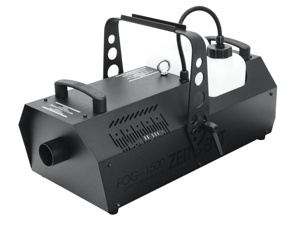 EUROLITE Zeitgeist FOG-1500 Nebelmaschine mit DMX Schnittstelle