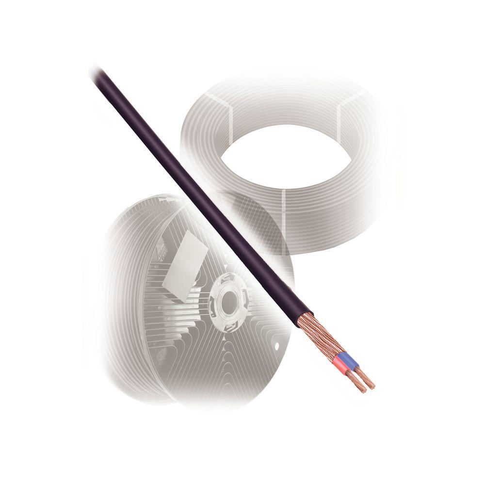 NF-Kabel, symmetrisch, Meterware Farbe: grau