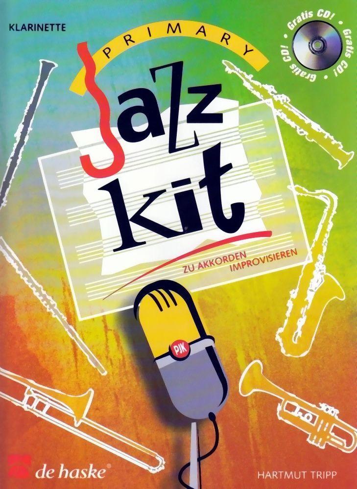 Noten PRIMARY JAZZ KIT  incl. CD de HASKE 1002532