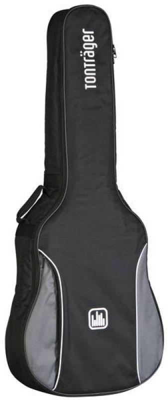Tonträger TG10D/GB Gigbag für Westerngitarre, Akustikgitarrentasche 10mm Polster