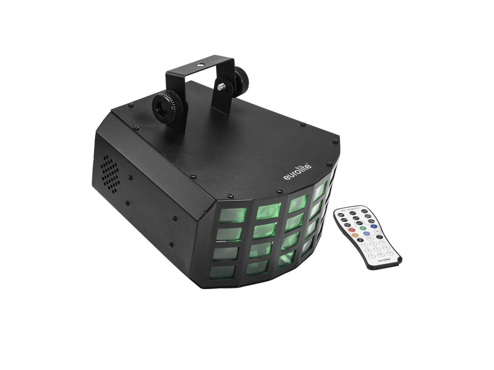 EUROLITE LED D-2000 Strahlen Lichteffekt mit DMX, Auto- und Musikmodus