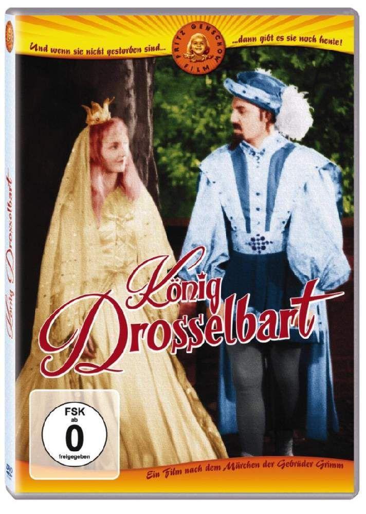 DVD König Drosselbart Deutschland - 81 Minuten Icestorm 69272
