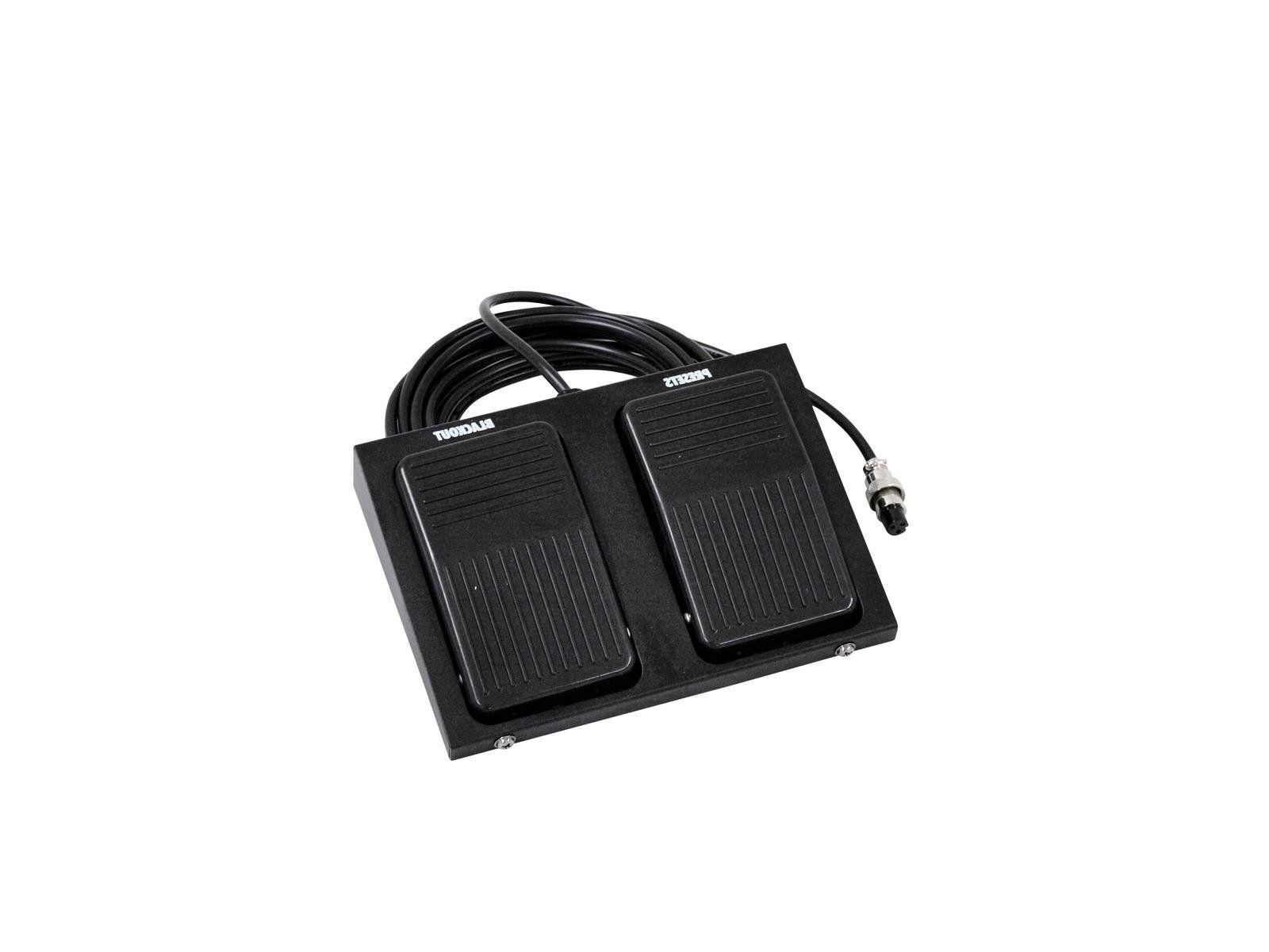 EUROLITE FP-2 Fußschalter für LED KLS-150 Lichtset, Retoure!!!