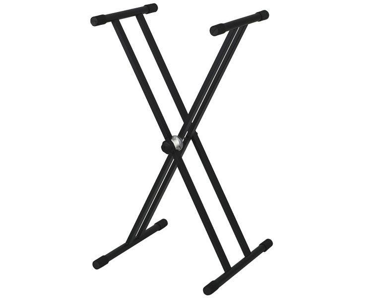 Markstein X-Keyboardständer doppelrahmig, stabile Ausführung