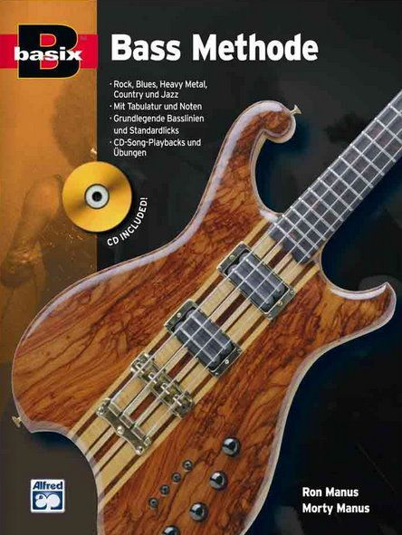 Noten Basix®: Bass Method Morton Ron Manus Alfred Alf Markstein Notensuche