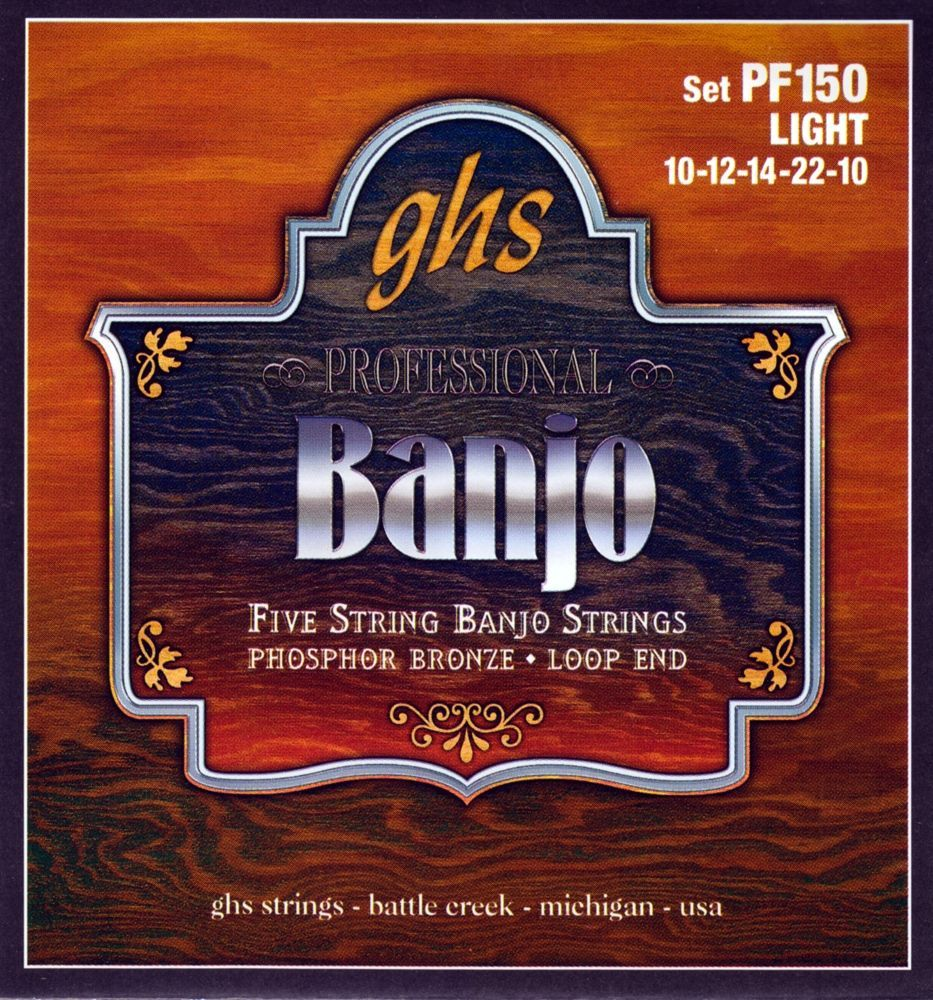GHS Banjo-Saiten, 5-String