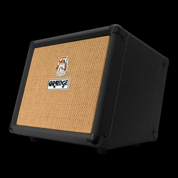 Orange Crush Acoustic 30-BK in schwarz