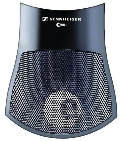 Sennheiser e 901 Grenzflächenmikrofon für Bassdrum, Halbniere, Kondensator