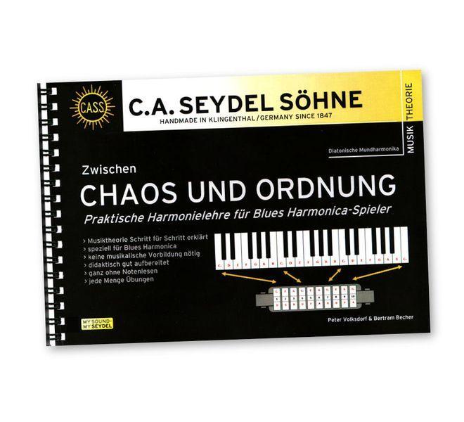 Noten Zwischen Chaos und Ordnung - Praktische Harmonielehre CA Seydel