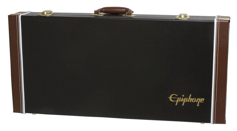 Epiphone MM-50 F-Style Mandolinenkoffer Rechteckform