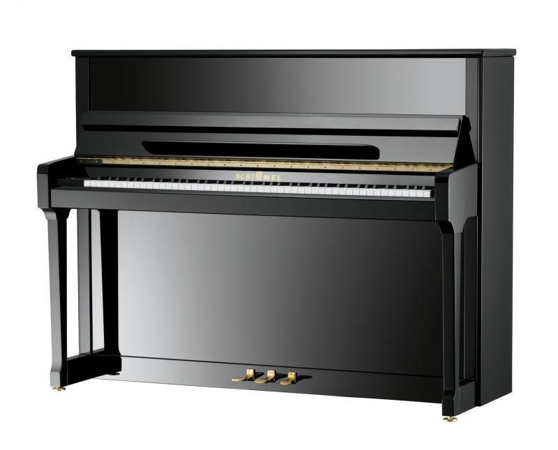 Schimmel C-116 Tradition Klavier schwarz poliert