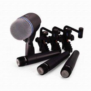 Shure DMK 57 52 Drum Mikrofonset
