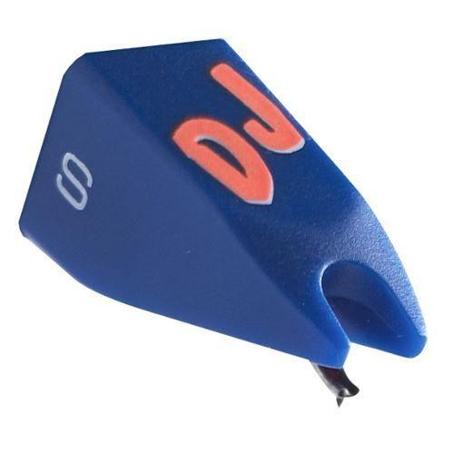 Ortofon DJ-S Ersatznadel, sphärisch, blau für DJ-Turntable