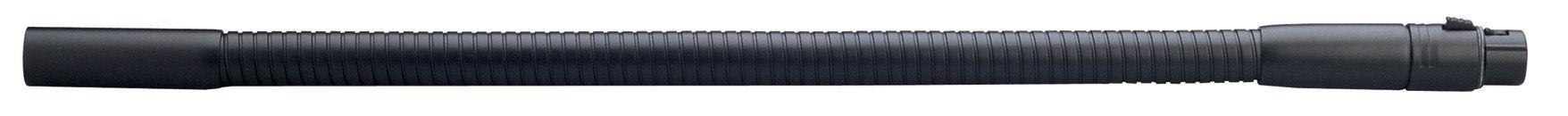 K&M 230/3 Schwanenhals schwarz