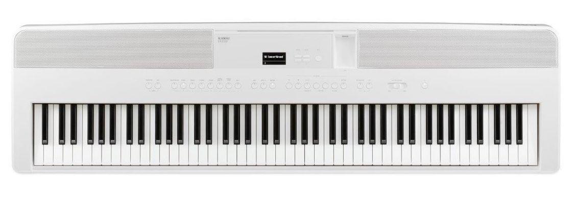 KAWAI ES-520-W weiß Stagepiano, Digitalpiano mit RH--Mechanik