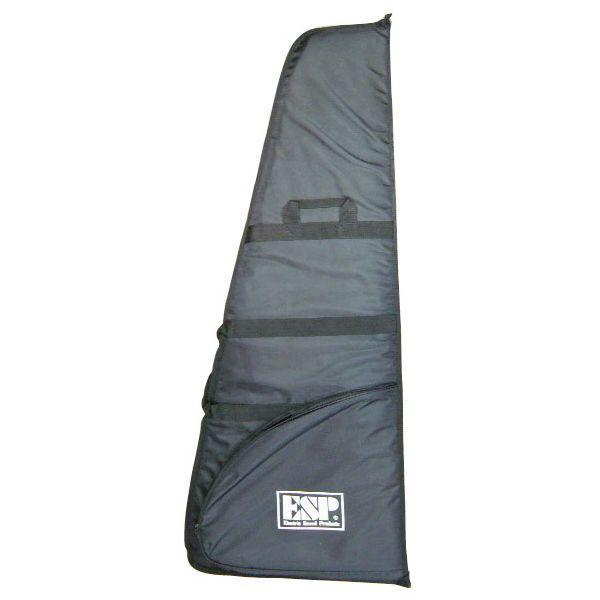 ESP EF-100B Gigbag für E-Bass, E-Basstasche mit 5mm Polsterung, schwarz mit LOGO