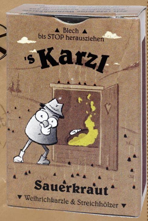 Sauerkraut  - Jürgen Huss Alles in einer Hand - Episoden