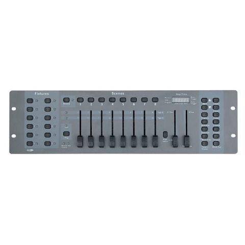 Showtec SM-8/2 16 Channel Lighting Desk DMX Controller