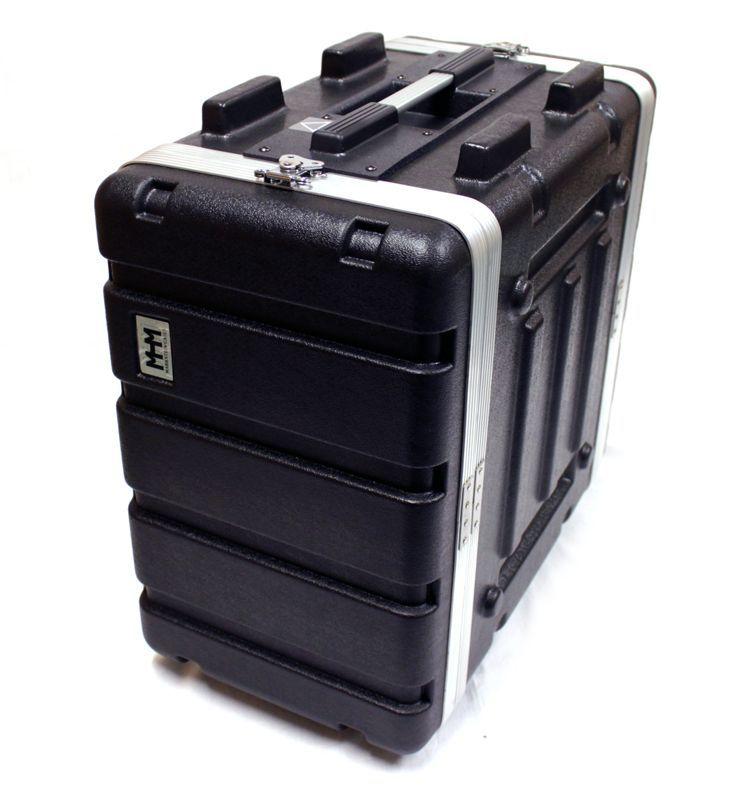 "19"" Rack 6 HE, MHM SKB-kompatibel, ABS Kunststoff"