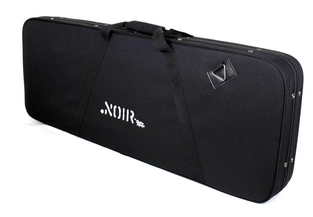 Softcase für ST-Form, E-Gitarrenkoffer mit Schultergurt, black