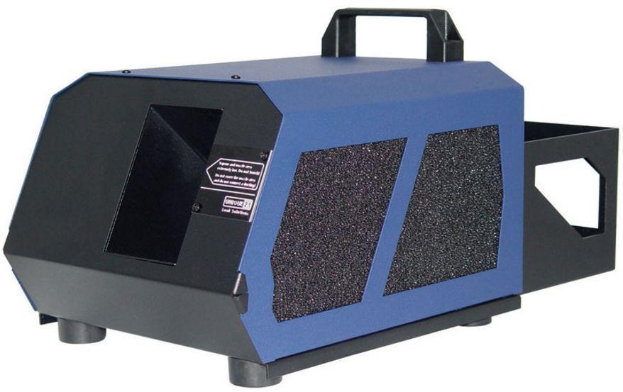 Look Unique 2.1 230V Hazer Dunsterzeuger serienmäßig über DMX 512 ansteuerbar