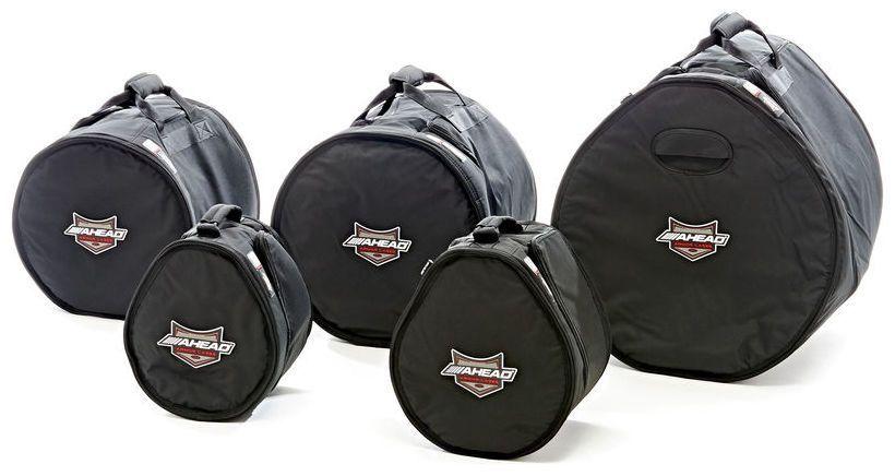 Ahead Armor ARSET-5 Drum Case Set 22/10/12/14/16