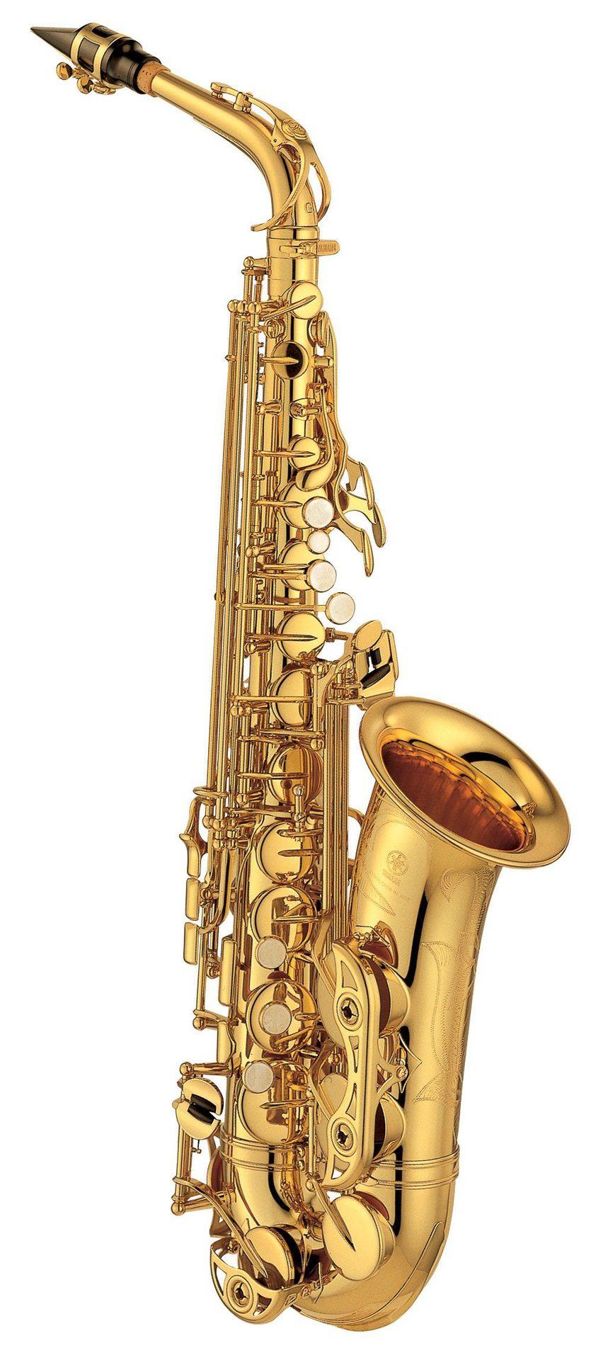 Yamaha YAS-62-04 Es-Altsaxophon, incl. Etui u. Zubehör