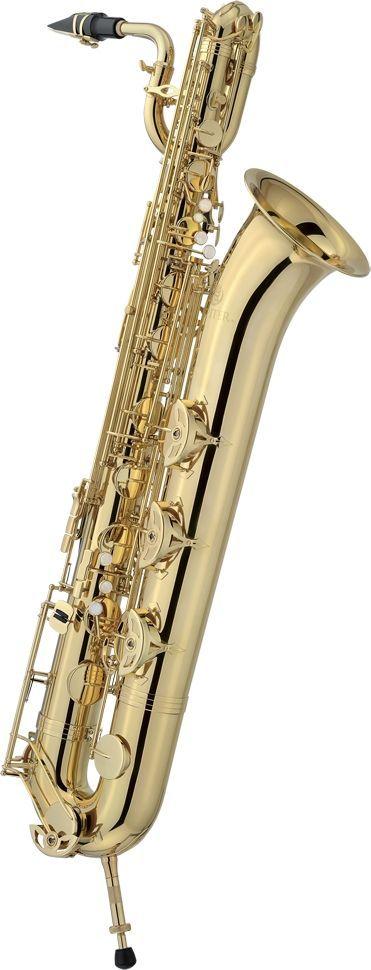 Jupiter JBS-1000 Baritonsaxophon, tief A, incl. Koffer u. Zubehör