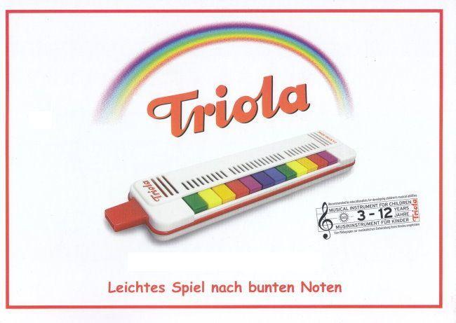 Noten TRIOLA Musik für Kinder 2 Leichtes Spiel Weihnachtslieder 70120906