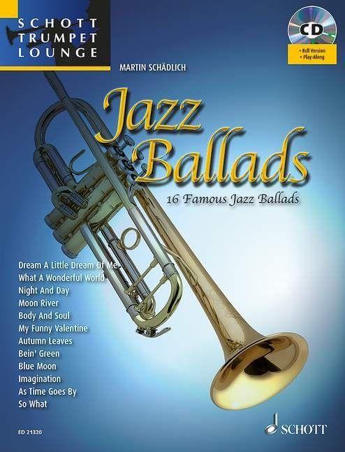 Noten JAZZ BALLADS 1 ED Schott 21320 incl. downloadcode Martin Schädlich