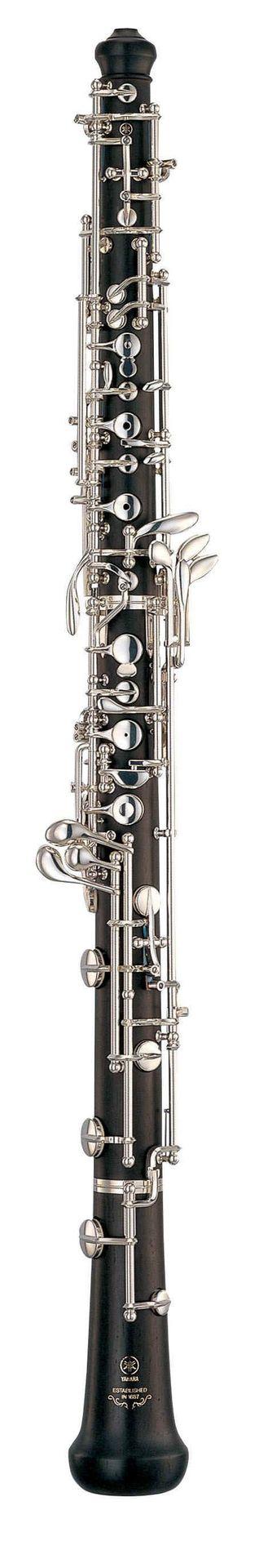 Yamaha Oboe YOB-432, incl. Etui u. Zubehör