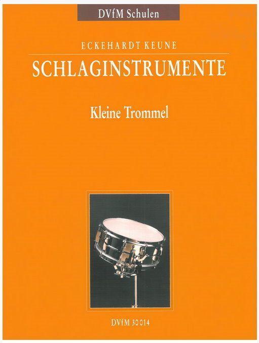 Schule Kleine Trommel Eckehardt Keune Verlag DvfM 30014