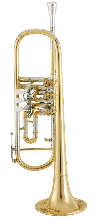Cerveny CVTR-501  B-Konzerttrompete, incl.Etui u. Zubehör, CVTR501