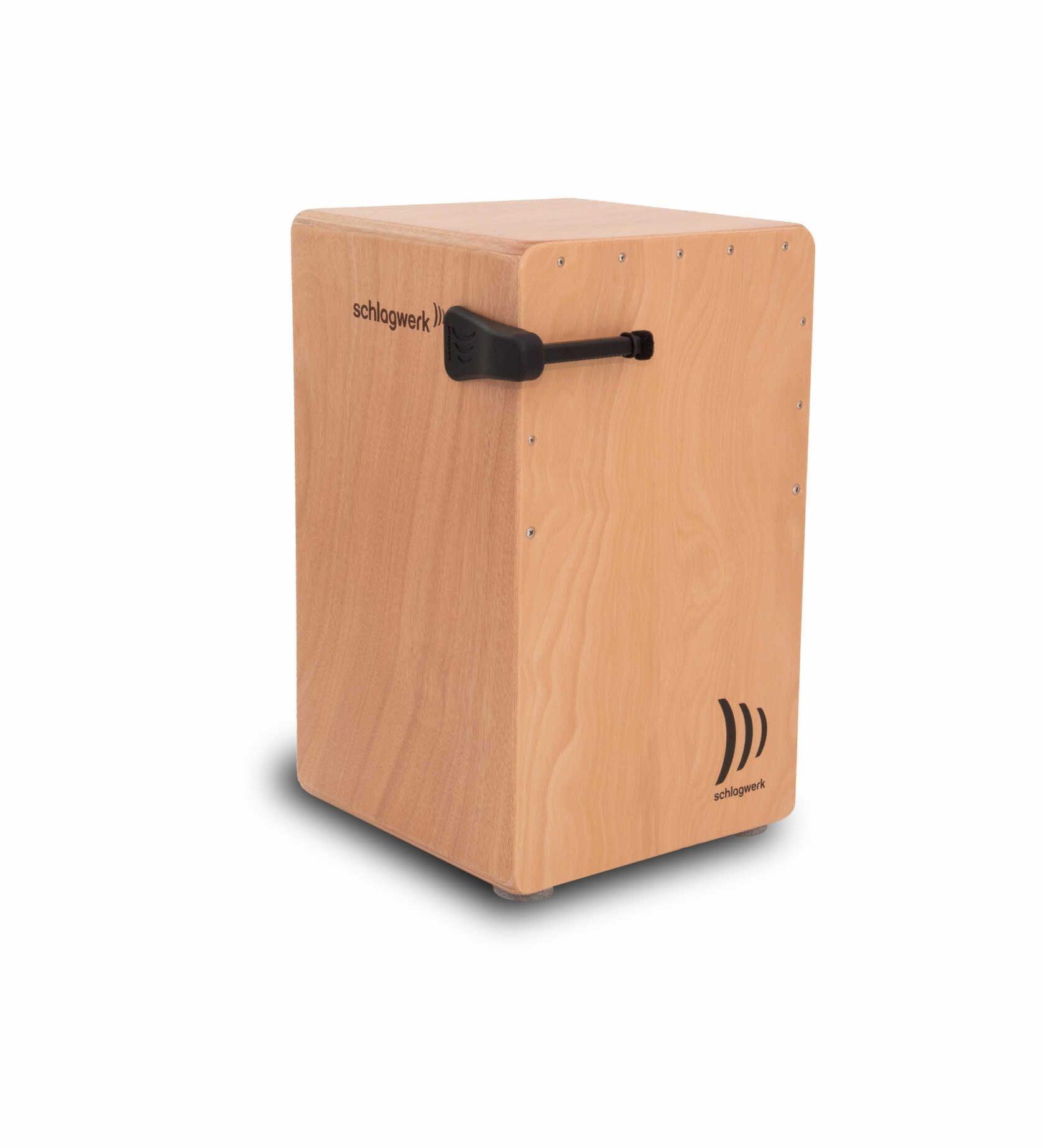 Schlagwerk SKR Rim Shaker; quadratisches Shakerröhrchen