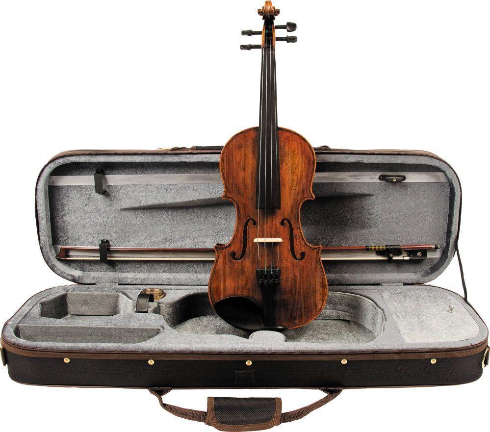 Stentor Violine Verona Set 4/4 SR1864A Garnitur mit Koffer u. Bogen