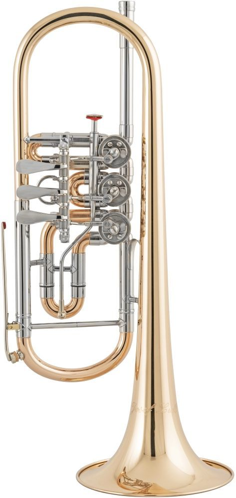 Josef Lidl C-Konzerttrompete, -  C-Trompete LTR 746 PREMIUM 11,70mm Bohrung