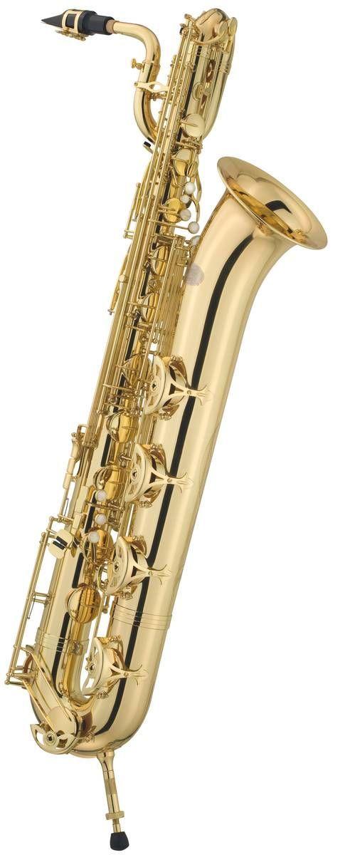 Jupiter JBS-1100 Baritonsaxophon incl. Koffer u. Zubehör