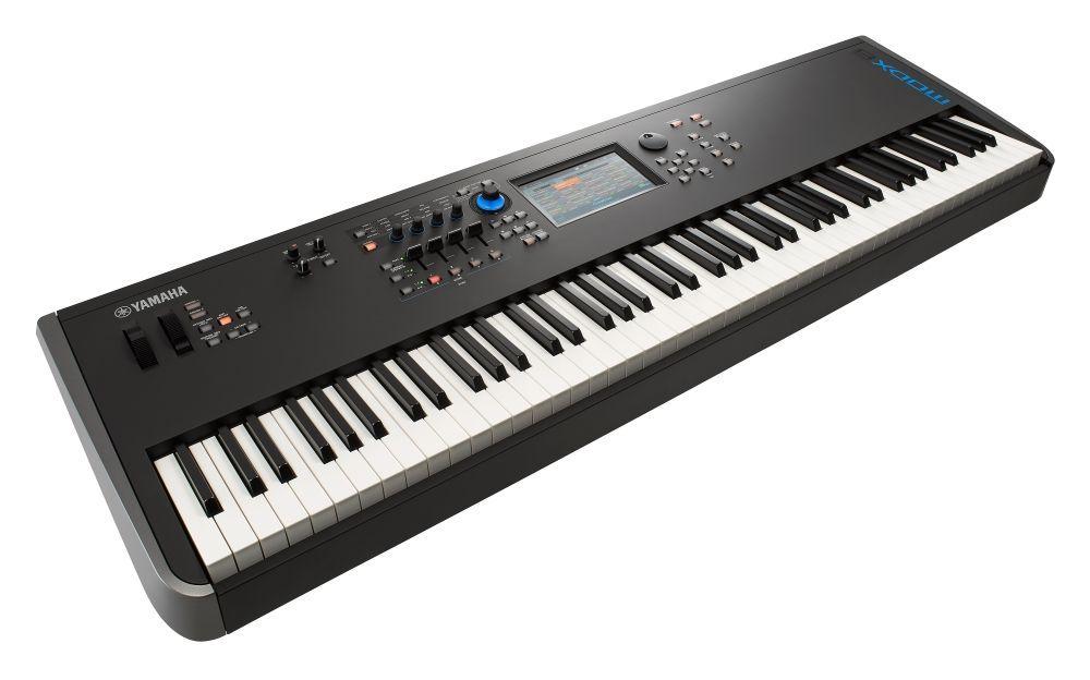 Yamaha MODX-8  Synthesizer mit 88 Tasten, 5,67 GB Wave Rom,