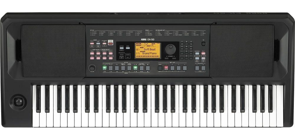 Korg EK-50 Entertainer Keyboard EK50