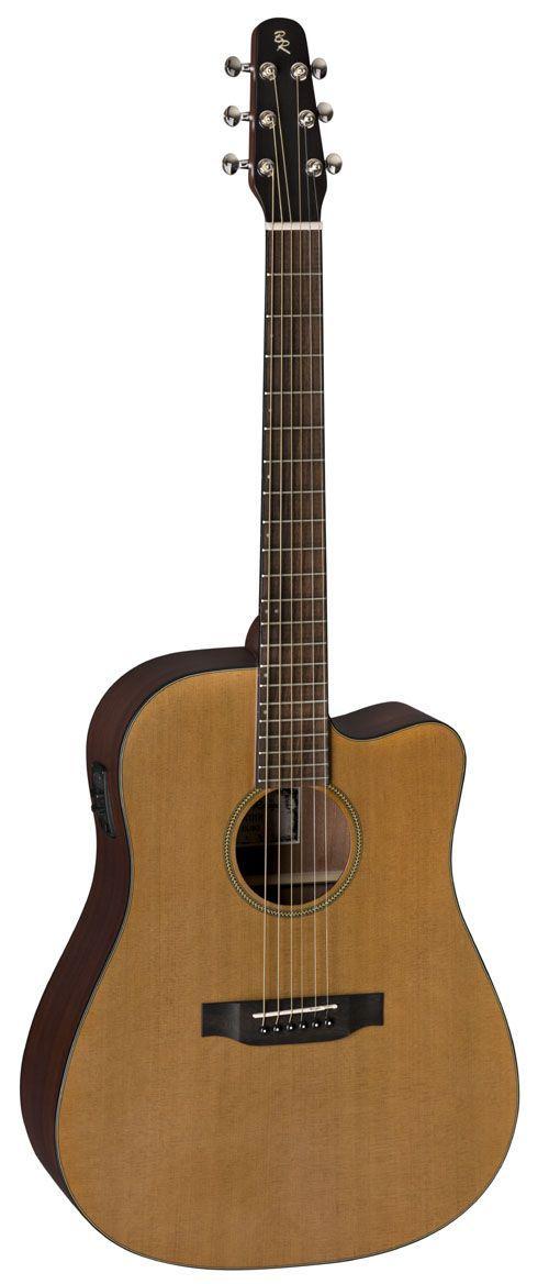 Baton Rouge L1C/DCE Akustikgitarre mit Tonabnehmer/ EQ