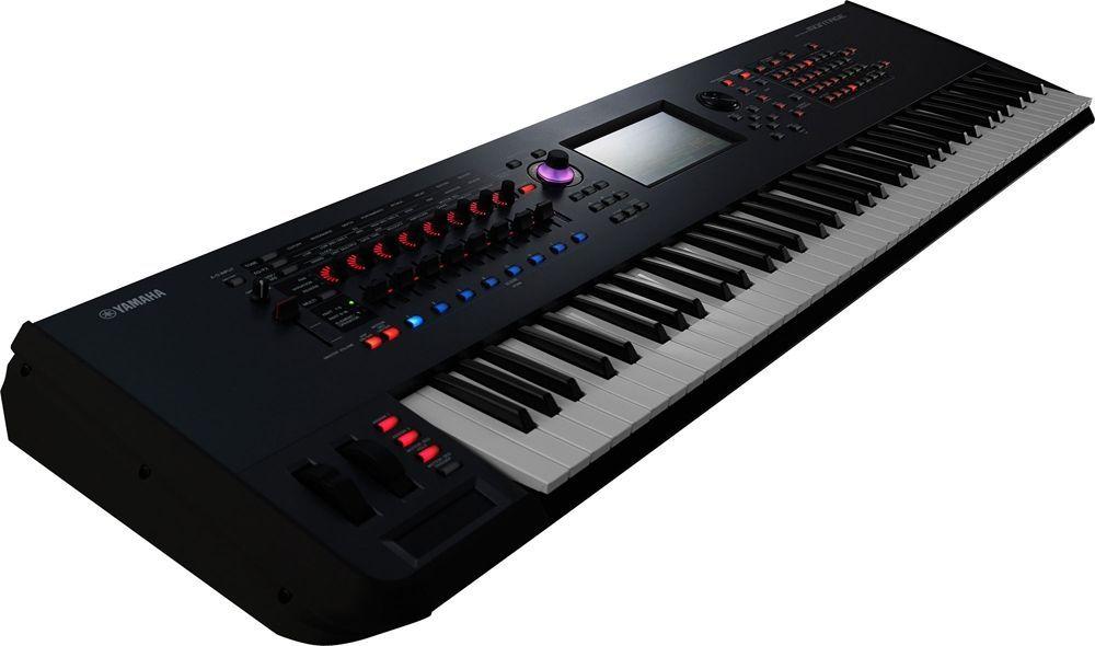 Yamaha Montage 7 Synthesizer Workstation mit 76 Tasten FSX