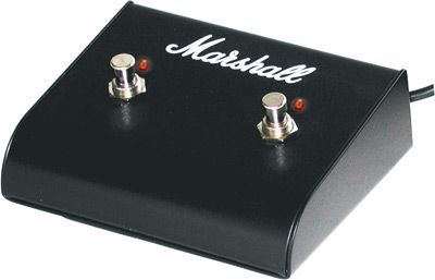 Marshall MRPEDL91003 2-fach mit LED