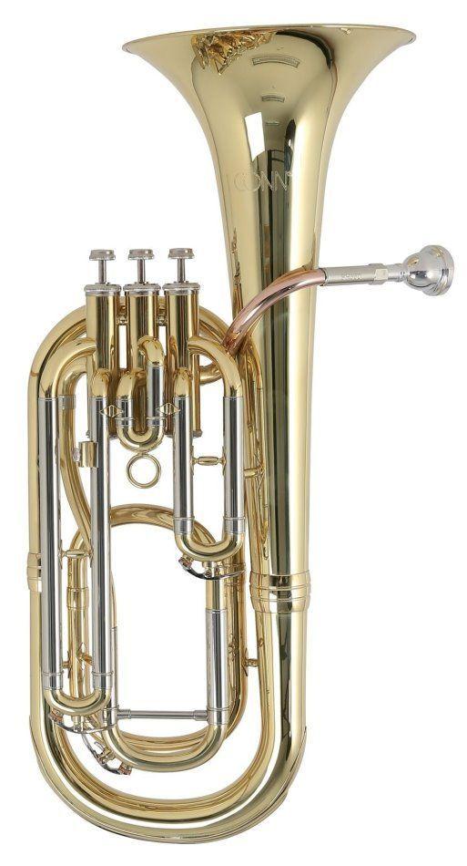 Conn BH-650 Bb-Euphonium / Tenorhorn, 13,50 mm Bohrung, 3 Ventile,  incl.Etui