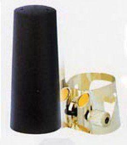 Vandoren Blattschraube Optimum B-Klarinette deutsch mit Schutzkapsel, LC01P