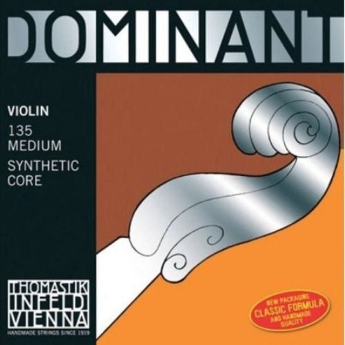 Thomastik Dominant Violine 3/4 Satz 135  mittel (130,131,132,133)