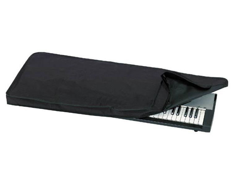 Markstein Keyboard-Abdeckung, 126 x 51 cm, schwarz, Staubschutz