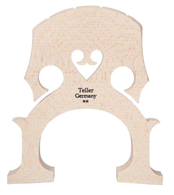 Gewa Steg Cello 4/4 Teller Standard zugeschnitten