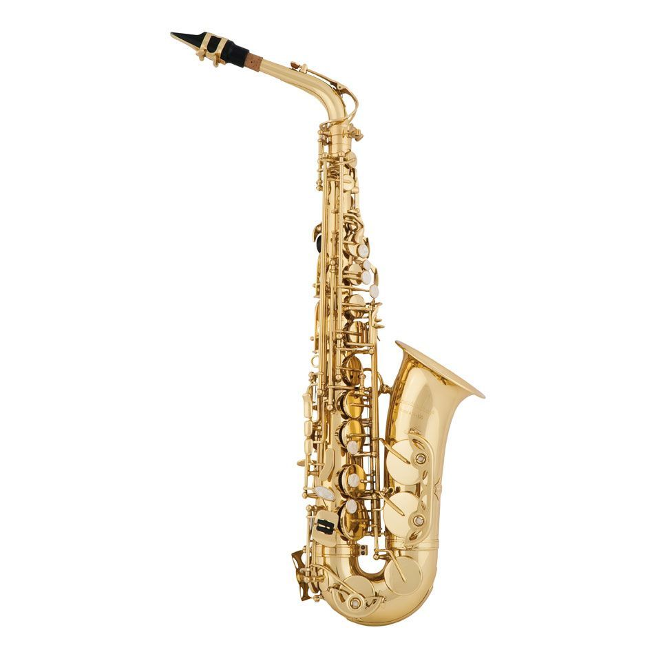 Arnolds & Sons Altsaxophon  AAS-100   incl. Etui u. Zubehör