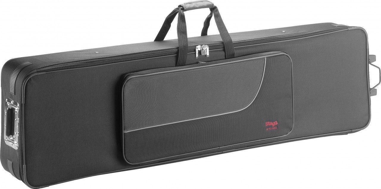 Keyboard Rollcase KTC-137 Gigbag Case,  innen 135x36x16cm, zB. FP60, ES-920,