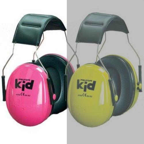 Peltor Kid Earmuff Gehörschutz Neonpink Kindergehörschutz